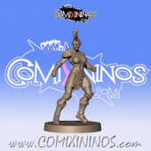 Wood Elves / Elves - Wardancer nº 1 - Willy Miniatures