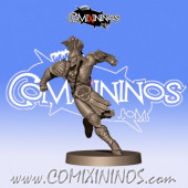Wood Elves / Elves - Wardancer nº 2 - Willy Miniatures