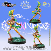 Wood Elves / Elves - Catcher nº 4 - Meiko Miniatures