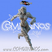 Amazons / Humans - Xarah Star Player - SP Miniaturas