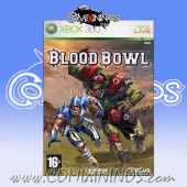Blood Bowl - Video Game XBOX 360 - English and Spanish
