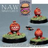 Goblins / Orcs - Zeta Squig - NAW Miniatures