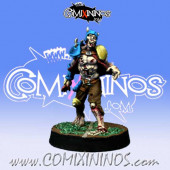 Undead / Necromantic - Zombie nº 3 - Willy Miniatures