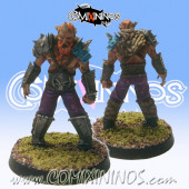 Undead / Necromantic - Marauder Zombie - SP Miniaturas