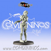 Necromantic / Undead - Underground Zombie F - Games Miniatures