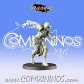 Necromantic / Undead - Underground Zombie H - Games Miniatures
